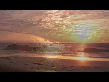 AMCLE MUSIC | winter sunrise on sea